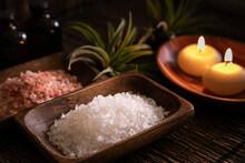 岩塩バスソルト入浴剤