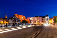 Old Town Of Bydgoszcz Bydgoszcz, Kuyavian-Pomeranian, Poland