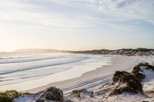 Golden Hour At Wharton Beach In Esperance, Western Australia.