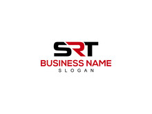 SRT Letter Logo, Srt Logo Stock