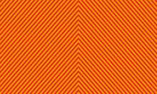 Abstract Orange And Red Chevron Background Pattern Vector