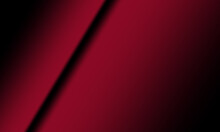 Red Diagonal Groove Background And Texture Effect.
