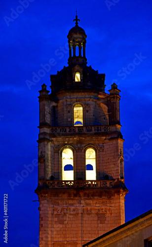Fotografie, Obraz Loches; France - july 15 2020 : Saint Antoine tower