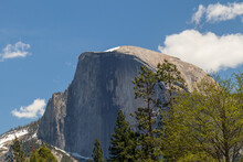 Halfdome, Yosemite National Park, California, USA