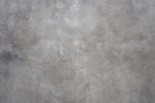 Cement Wall Concrete Textured Background Abstract Grey Color Material Smooth Surface