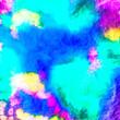 Marrakesh Tile. Rainbow Art Print - Geometric.
