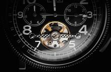 Mechanical Luxury Men Wrist Watch Fragment