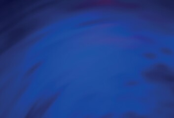 Dark BLUE vector modern elegant backdrop.