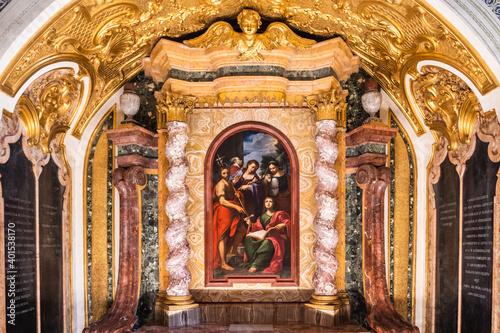 Fotografija Gualterio Chapel or Cappellina di Santa Maria Maddalena in Cappella San Brizio o