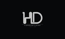 HD Abstract Initial Monogram Letter Alphabet Logo Design