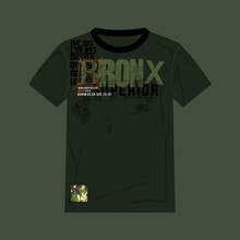 Vector Illustration Bronx Typography T-shirt Graphics Poster Banner Flyer Postcard