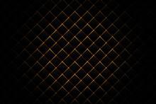 Premium Gold Black Background Vector