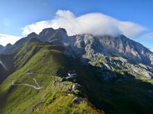 Friuli - Rifugio Marinelli E Monte Coglians