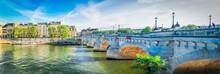 Pont Des Arts, Paris, France