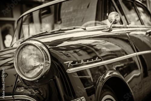 Opel Rekord P1 1957