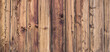 Holzwand rustikal
