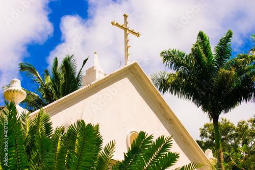 Fotomural A igreja