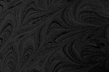 A Beautiful Abstract Surface, Patterned With Dark Colors For Background Or Wallpaper