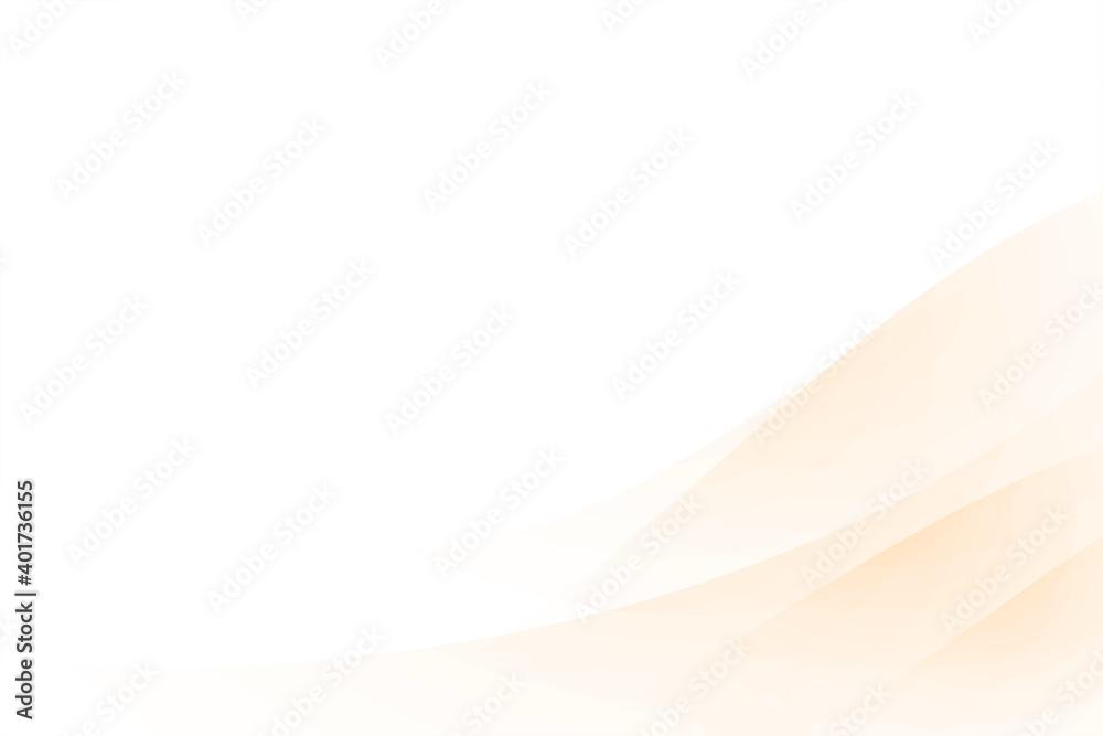 Fototapeta ウェーブの背景 Abstract_wave_background