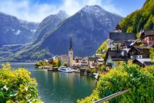 Hallstatt Am Hallstätter See, Austria