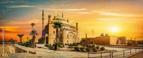 Photographie The Mosque of Muhammad Ali