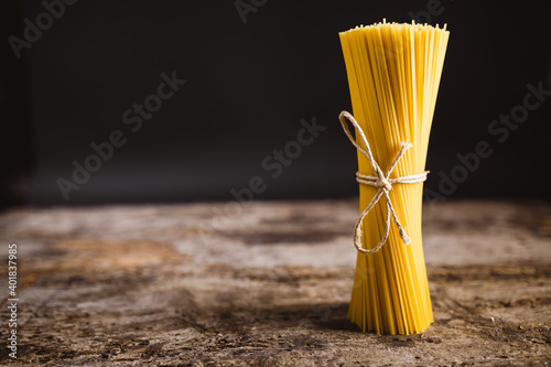 Fotografie, Obraz Spaghetti romani