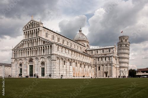 Fototapeta Piazza dei Miracoli - Pisa