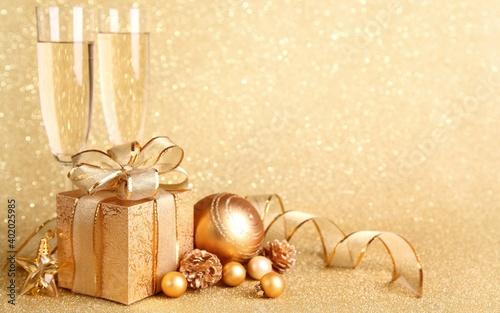 Christmas Fotobehang