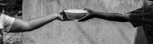 Fotografie, Obraz Mãos da Caridade