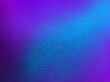 canvas print picture - colorful gradient blue and violet brushed metallic aluminum texture background. abstract technology and futuristic concept background. interior metal laminated material background.