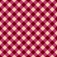 Diagonal Checkered Background