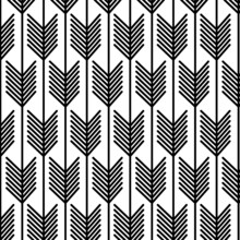 Chevron Pattern Background, Arrow Pattern Seamless, Navy And White Pattern, Vector