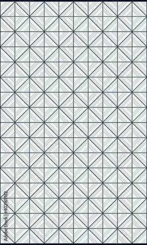Fotografie, Tablou geometrical pattern