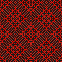 Seamless Texture. Symmetrical Mosaic Elements Allover Ornament. Print Block For Apparel Textile, Brocade Dress Fabric.texture For The Site.
