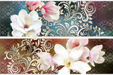 Background Wallpaper And Digital Wall Tiles Design