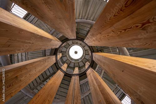 Schönbuchturm Fototapet