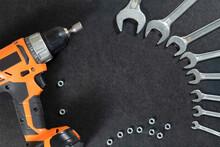 Set Of Tools For Repair