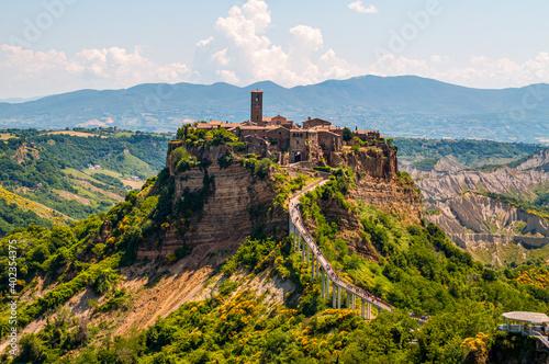 Fotografia Civita di Bagnoregio