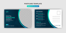 Creative Corporate Business Modern Postcard EDDM Design Template