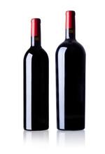 0,75 Und 1,5 Liter Weinflaschen