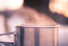Dampfender Tee