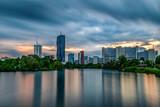 Fototapeta Na ścianę - die Wiener Skyline
