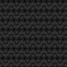 Seamless Black And White Abstract Rectangle  Pattern, Texture Background