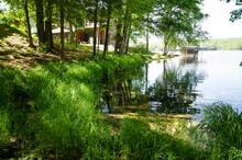 Lake Front Pine River Pond