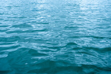 Close Up Of Ocean Blue And White Water Background