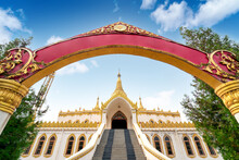 """Myanmar Is """"the Country Of Pagodas"""", And 85% Of The People In The Country Believe In Buddhism."""