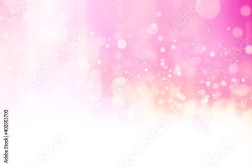 Cuadros en Lienzo 春の穏やかなピンクの泡02