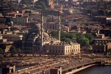 TURKEY ISTANBUL YENI CAMI MOSQUE