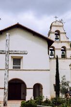 The Mission San Juan Bautista