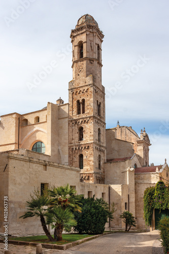 Tela Sassari, cattedrale di san nicola, campanile